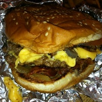 Photo taken at Five Guys by Ben on 1/13/2013