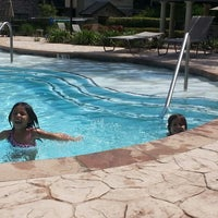 Photo taken at Villages of Sage Creek Pool by Catalina on 5/4/2013