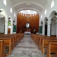 Photo taken at Santuario Diocesano Margarita Concepción by Mario H. on 7/10/2013
