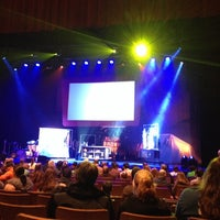 Photo taken at The Oncenter Civic Center Theaters by Dennis P. on 2/16/2014