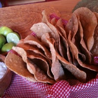 Photo taken at Pozole Estilo Guerrero by Eliseo G. on 1/17/2013