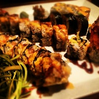 Photo taken at Ichiban Japanese Steakhouse And Sushi Bar by Lida H. on 10/4/2012