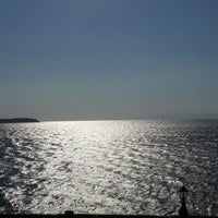 Photo taken at Cey Cey Beach Club by Ceren İ. on 7/18/2013