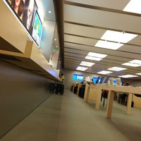 Photo taken at Apple Anchorage 5th Avenue Mall by Chris W. on 7/20/2013