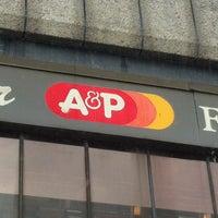 Photo taken at A&P by DJ LIL JOE on 11/1/2013