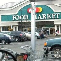 Photo taken at A&P Supermarket by DJ LIL JOE on 1/12/2013