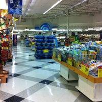 Photo taken at A&P Supermarket by DJ LIL JOE on 1/27/2013