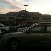 Photo taken at A&P Supermarket by DJ LIL JOE on 12/4/2012