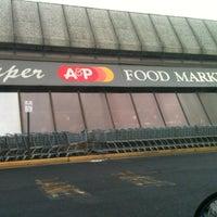 Photo taken at A&P by DJ LIL JOE on 10/8/2012