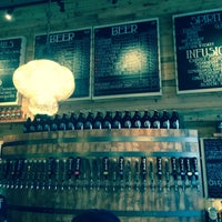 Photo taken at Jolly Pumpkin Pizzeria and Brewery by Henry W. on 7/10/2015