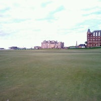Photo taken at The Jubilee Course St Andrews by Alexander W. on 6/2/2013