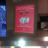 Photo taken at Starbucks by Gabrielle L. on 2/6/2013