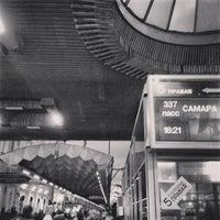 Снимок сделан в Московский вокзал пользователем Alex 11/8/2013