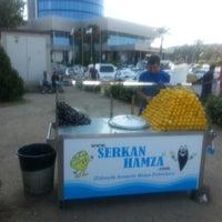 Снимок сделан в Serkan Hamza Midye ve Balık пользователем Hamza 4/27/2013