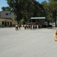 Photo taken at Σχολή Αλεξιπτωτιστών (ΣΧΑΛ) by Athanasia M. on 7/23/2015