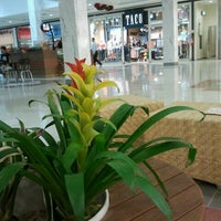 Photo taken at Taguatinga Shopping by Marcos C. on 11/1/2012