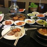Photo taken at Lum Lum Korean Restaurant by Suchada S. on 6/1/2013