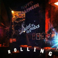 Photo taken at Rolling by Luca M. on 10/31/2012