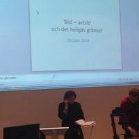 Photo prise au Campus Engelska Parken par Charles K. le10/10/2014