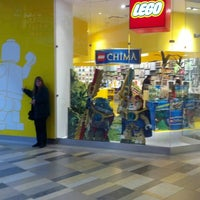 Photo taken at The LEGO Store by Kelly L. on 1/11/2013