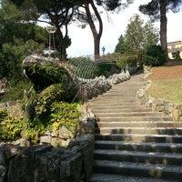 Photo taken at Giardino dei Giusti by Gabriele B. on 9/7/2014