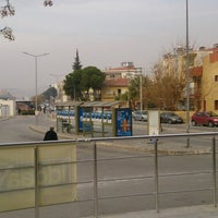 Photo taken at Şirinyer Aktarma Merkezi by ilhan V. on 1/13/2014