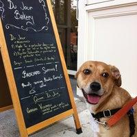 Photo taken at Du Jour Bakery by Carol C. on 9/22/2012