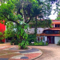 Photo taken at Museu Casa do Pontal by Thais V. on 3/16/2015