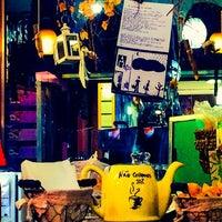 Photo taken at Art Café by Thais V. on 4/17/2015