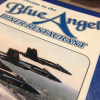 Photo taken at Blue Angel by Heather G. on 4/10/2013