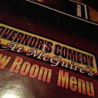 Photo taken at McGuire's Comedy Club by Heather G. on 1/12/2013
