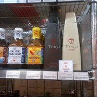Photo taken at Monsieur Marcel Gourmet Market by Giddy G. on 10/2/2012