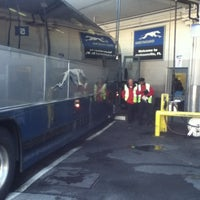 Photo taken at Greyhound Bus Lines by Chad E. on 12/23/2012