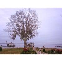Photo taken at Kingsley Lake by Landon H. on 12/28/2013