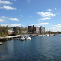 Photo taken at Ostuferhafen by westermann on 4/28/2013
