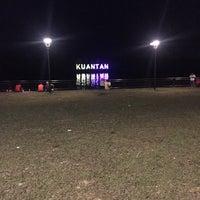 Photo taken at Benteng Kuantan by Nad P. on 5/20/2017