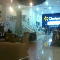 Photo taken at Cinépolis by Diana Carolina M. on 9/22/2012