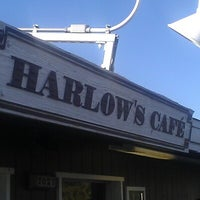 Photo taken at Harlow's Café by The Beer C. on 11/18/2012