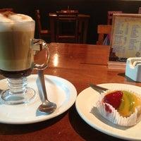 Photo taken at Zucchero Cafe by Sindy C. on 6/10/2013