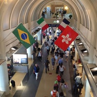 Photo taken at American Airlines Admirals Club by Mauricio A. on 6/17/2013