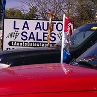 Photo taken at LA AUTO SALES by Brandon S. on 10/1/2012