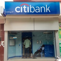 Photo taken at Citibank ATM by Dinoop D. on 10/21/2014