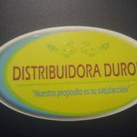Photo taken at Distribuidora Duron by Karina C. on 9/16/2012