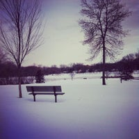 Photo taken at Bassett Creek Dog Park by Dana E. on 3/19/2013