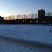 Photo taken at Мазиловский пруд by Boris H. on 2/24/2013