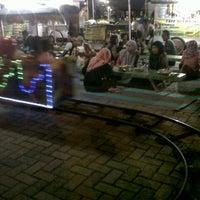 Photo taken at Taman Blambangan by auliaali53 on 11/3/2012