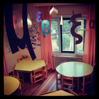 Photo taken at Anatolia Kindergarten (Willard Hall) by Dimitris T. on 11/15/2013