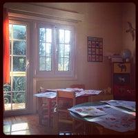 Photo taken at Anatolia Kindergarten (Willard Hall) by Dimitris T. on 11/7/2013