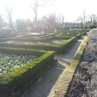 Photo taken at Holland Park by Jorge P. on 2/17/2013