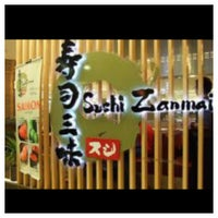 Photo taken at Sushi Zanmai (壽司三味) by Maswani on 3/22/2013